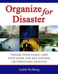Organize for Disaster